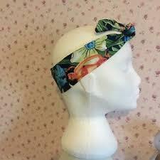 1950s headband vintage 1950s headband headtie headscarf ebay