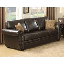 Leather Sofa Loveseat by Leather Sofas Couches U0026 Loveseats Shop The Best Deals For Oct