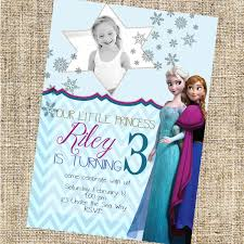 frozen birthday invitations templates invitations templates
