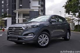 hyundai tucson 2017 colors all new third generation hyundai tucson launched in malaysia