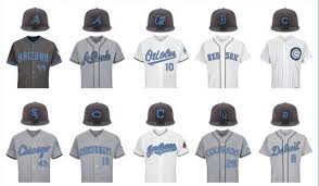 cubs and white sox unveil new specialty uniforms