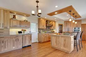 replace fluorescent light kitchen contemporary with cabinet