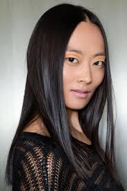 Hair Curtains How To Get Sleek And Straight Hair Beauty Trends Sleek Straight Hair