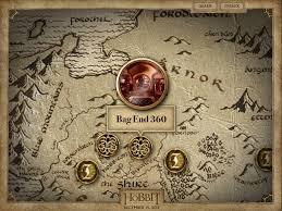 The Hobbit Map Download The Hobbit Interactive Map Major Tourist Attractions Maps
