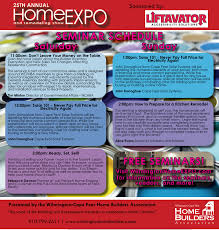 Expo Home Design And Remodeling Inc Homeexpo U0026 Remodeling Show Wcfhba