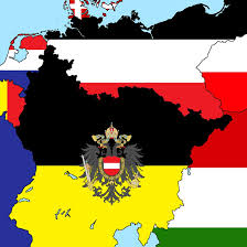 What Colors Are The German Flag Austro German Empire 1950 By Madgerman123 On Deviantart