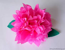 crepe paper flowers how to make crepe paper flowers tutorial