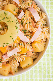 Pasta Salad Recipies by Hawaiian Pasta Salad The Weary Chef