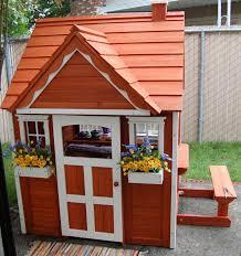 backyards amazing playhouse for backyard modern backyard wood