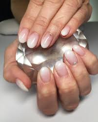 french manicure for short nails popsugar beauty uk