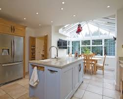kitchen conservatory ideas conservatory kitchen houzz