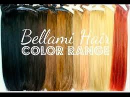 bellamy hair extensiouns how to pick your perfect color of clip in extensions bellami hair