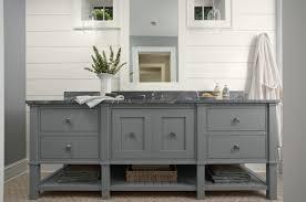 grey bathroom vanity style the furnitures