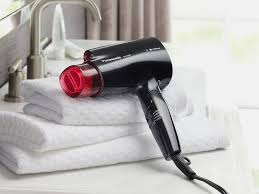 Hawaii travel hair dryer images Nanoe compact hair dryer with quick dry nozzle and folding handle