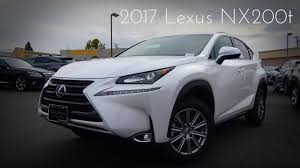 lexus suv hybrid turbo 2017 lexus nx200t turbo charged 4 cylinder review youtube
