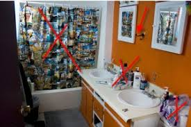 inexpensive bathroom decorating ideas awesome decorating small bathrooms on a budget onyoustore in