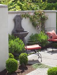 Spanish Style Courtyards by Spanish Style Walled Courtyard U2013 Seattle Landscape Architect