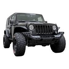 jeep jku side aries automotive jeep front modular bumper kit