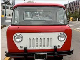 jeep fc 150 red jeep fc 150