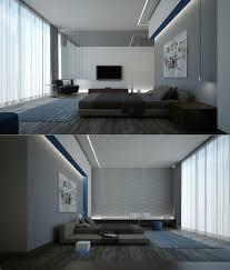 Laminate Flooring Blue Bedroom Laminate Flooring Led Tv 40 Inc Blue Pouf Chair White