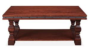 Big Coffee Tables by Big Bend Coffee Table By Gallery Furniture Usa