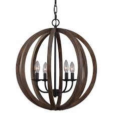 Murray Feiss Fans Feiss F2935 4wow Af Allier Round Pendant 4 Light 240 Watts