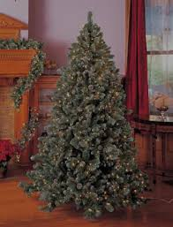 outdoor decorations artificial christmas tree pre lit christmas