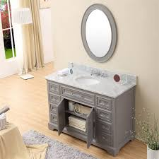 48 Single Sink Bathroom Vanity by Water Creation Derby 48 Derby 48 Single Sink Bathroom Vanity And