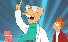 Professor Farnsworth Meme - professor farnsworth meme good news futurama professor quotes tg