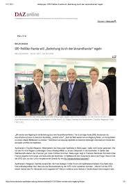 Christian Bach Bad Wildungen Edgar Franke Mdb Presseartikel