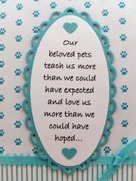 sympathy cards for pets image result for words for a sympathy card on the loss of a