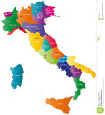 Bologna Italy Map by Italy Map Royalty Free Stock Photography Image 6298677