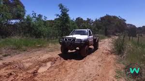 nissan patrol ute australia 700hp duramax nissan patrol youtube