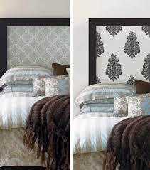 easy diy headboard ideas surprising wallpaper headboards images best idea home design