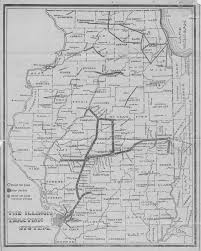 Map Of Springfield Illinois by The Plat