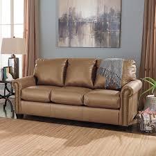 Brown Sofa Sleeper Signature Design By Lottie Durablend Sofa Sleeper Jcpenney
