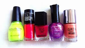 lacquered lawyer nail art blog neon palm trees