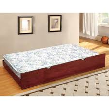 trundle bed black friday dreamax madler quilted 6 inch twin size trundle mattress free
