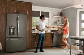 white kitchen cabinets with black slate appliances best kitchen appliance finishes for 2020 appliances connection