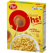 Breakfast Food Cereal Walmart Com by Post Honey Graham Oh U0027s Cereal 10 5 Oz Box Walmart Com