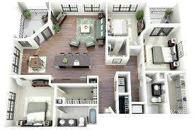 3 bedroom 2 story house plans 3d 3 bedroom house plans tagged modern house plans 3 bedroom house