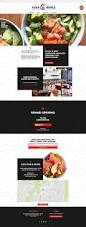 1464 best killer wix html5 websites images on pinterest food