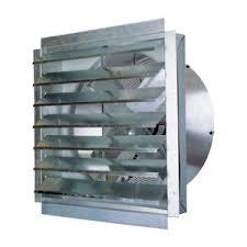 maxxair heavy duty 14 exhaust fan maxxair heavy duty exhaust fan with integrated shutter 24 in blade