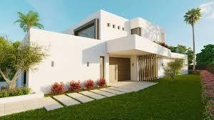 Modern Villa by Modern Villa Los Olivos Nueva Andalucia Marbella For Sale U2022 Realista