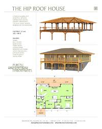 Hipped Roof House Plans Purcell Timber Frames The Precrafted Home Company The Hip Roof