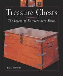 treasure chests the legacy of extraordinary boxes lon schleining