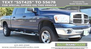 dodge ram slt 1500 pre owned 2007 dodge ram 1500 slt in chehalis