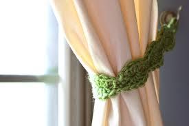 crochet spot blog archive free crochet pattern curtain tie