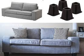 in sofa legs furniture makeovers that prove legs can change everything
