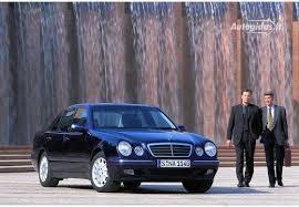 mercedes w210 mercedes e 220 w210 cdi avantgarde 1999 2001 autogidas